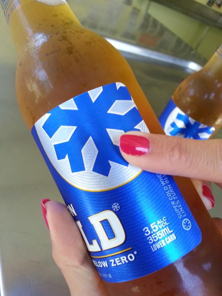 Australie - Cold Beer