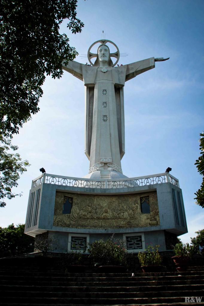 Le Jésus Christ de Vung Tau