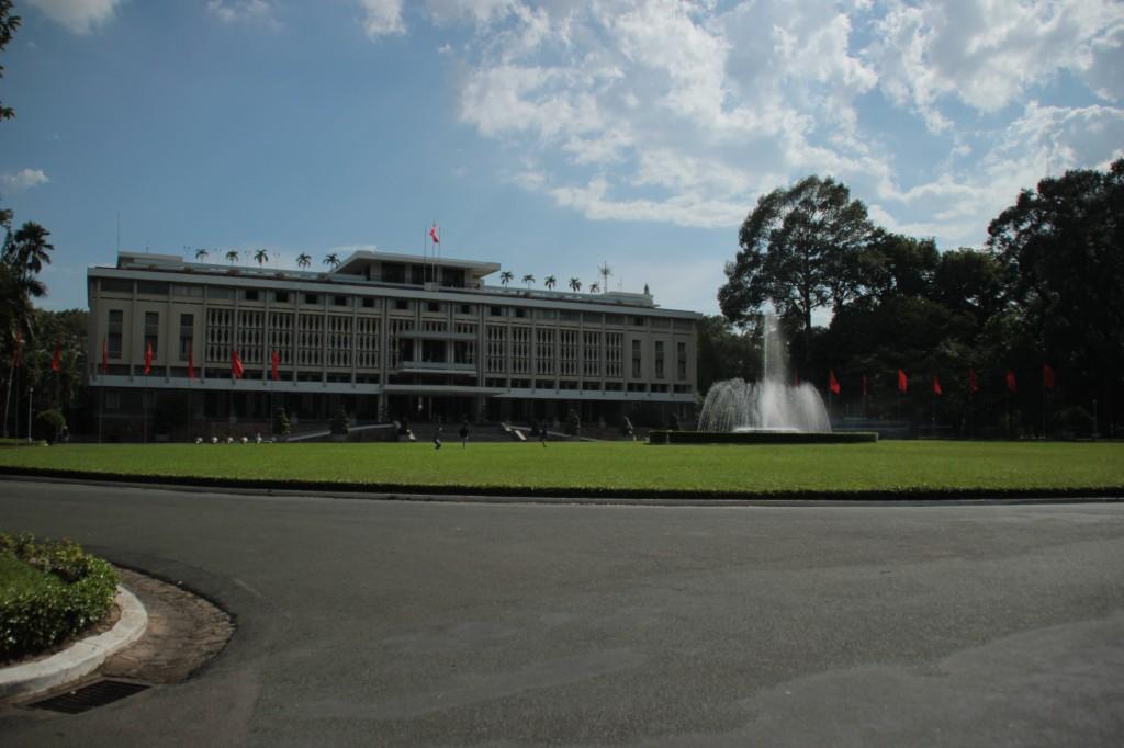 Le Palais de la Réunification