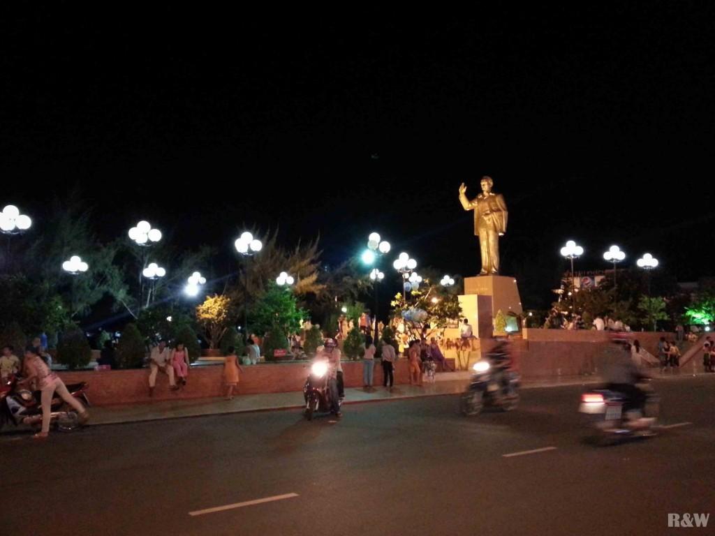 Place centrale de Can Tho