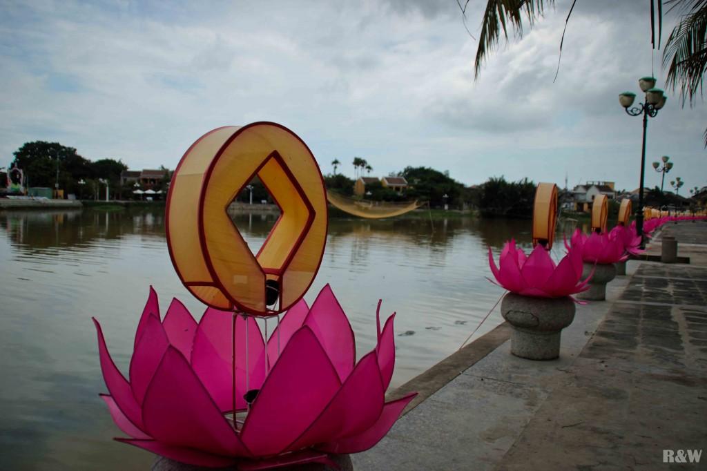 Hoi An, ville classée au patrimoine mondiale de l'UNESCO