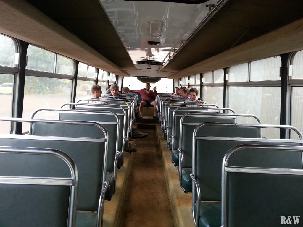 En bus vers Trimarchi pour Arou