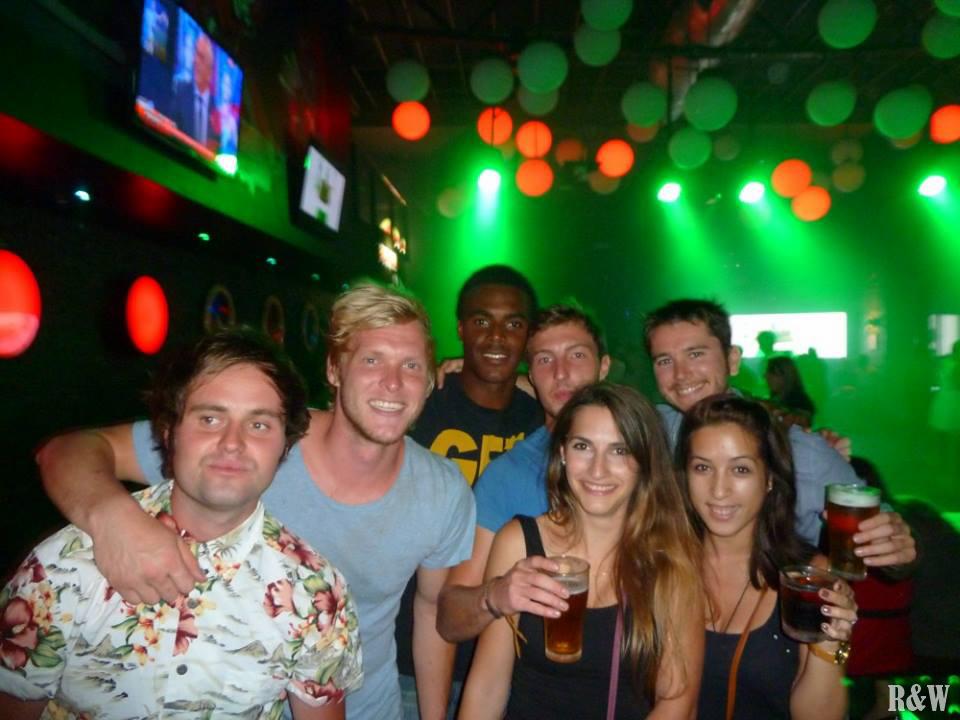 Une soirée au Gilligan de Cairns