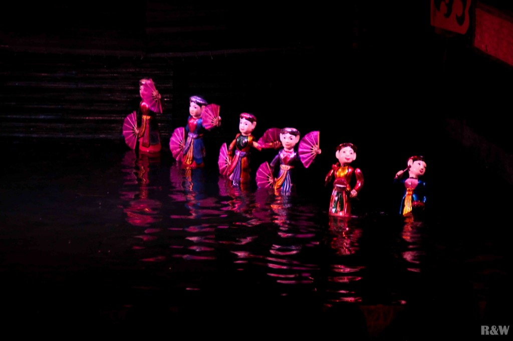 Spectacle de marionettes