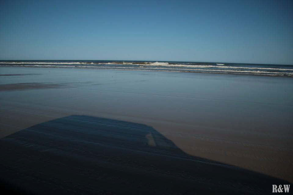 Balade en 4x4 le long de la côte est de Fraser Island