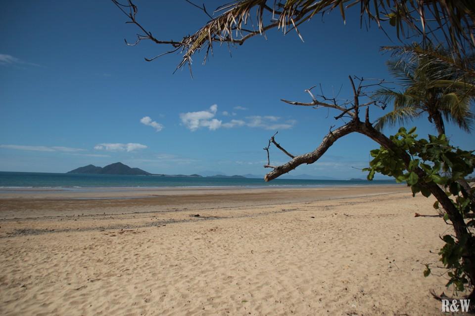 Mission Beach à deux heures du centre de Cairns
