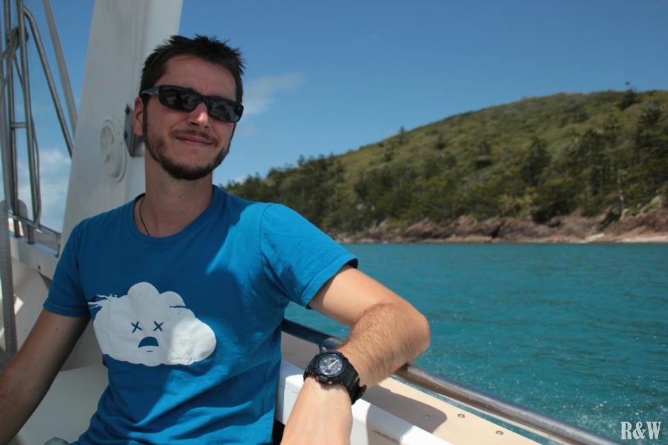 En avant vers l'aventure des Whitsundays