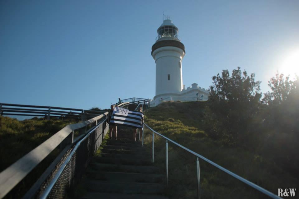 Un phare breton à Cape Byron Bay ?