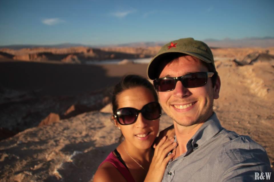 Vallée de la Lune, San Pedro de Atacama, Chili
