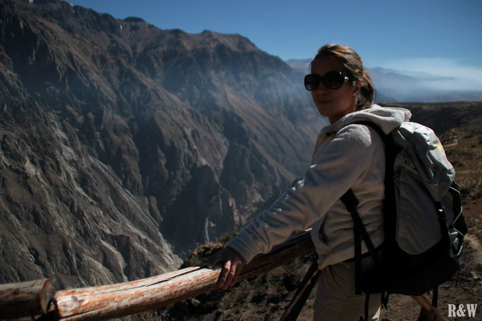 Expérience sportive, Canyon de la Colca, Pérou
