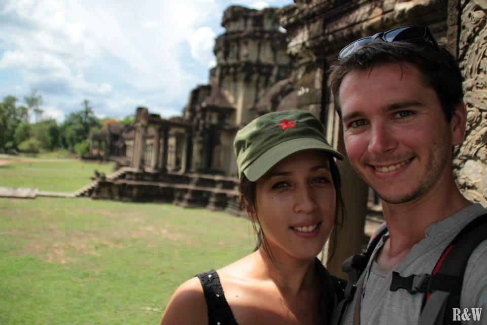 Les Ruines d'Angkor, Siem Reap, Cambodge