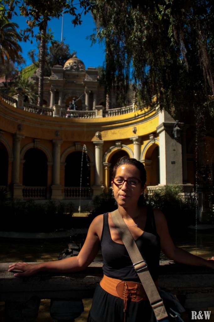 Arou au parc Santa Lucia