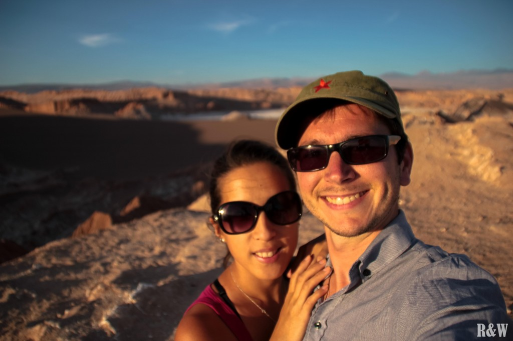 Flo et Arou à la Dune Mayo