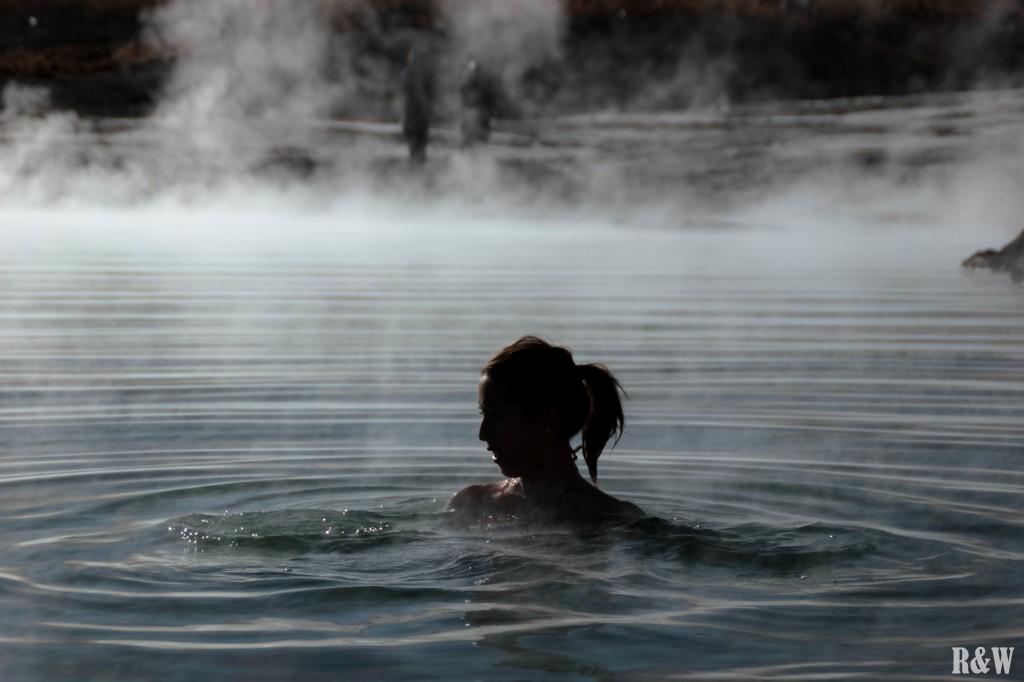 Le bonheur des Aguas Calientes !