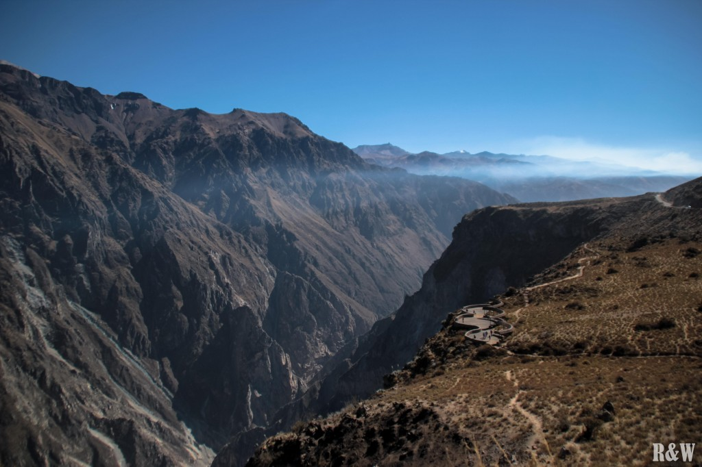 Cruz del Condor, la vallée aux condors