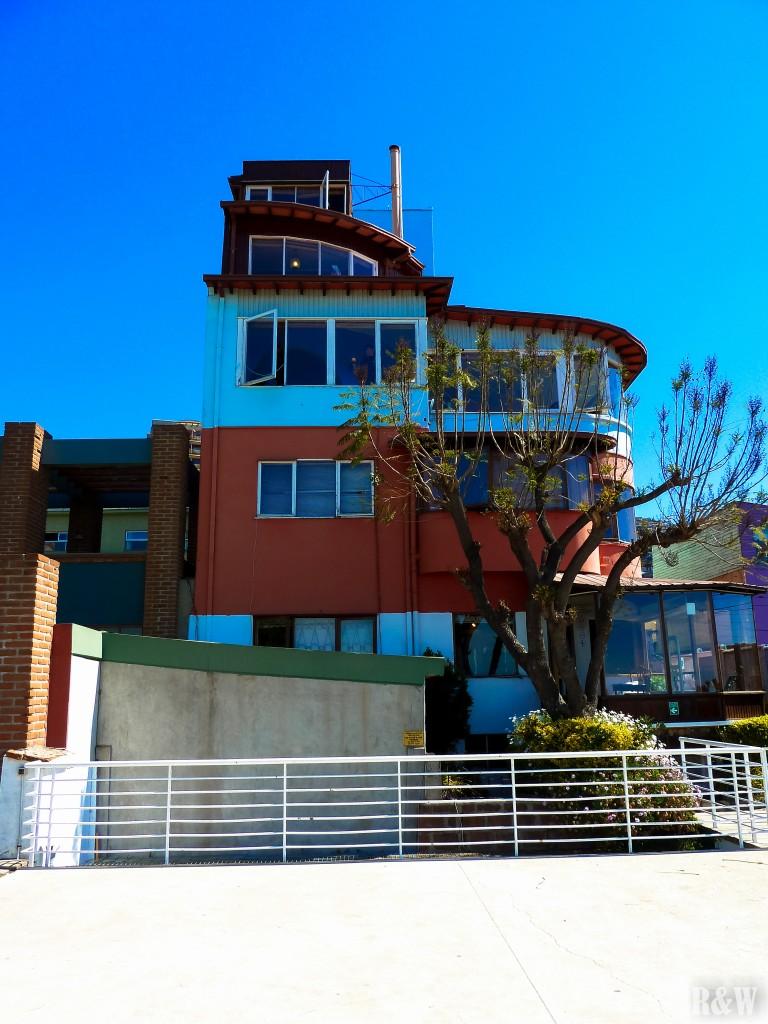 La Sebastana, demeure de Pablo Neruda