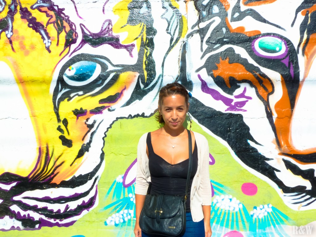 Les superbes rues colorées de Valparaiso