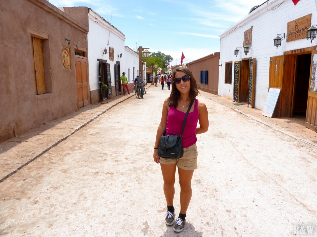 San Pedro de Atacama, un air de village mexicain dans le désert