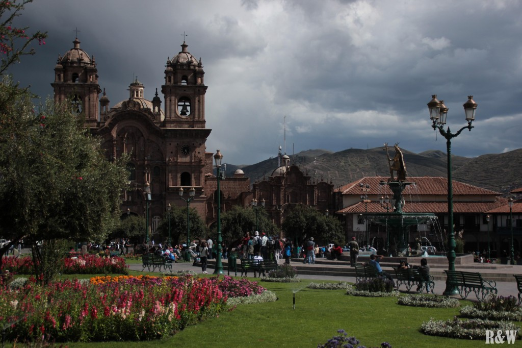 Place de Cusco