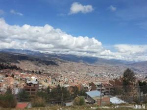 Bienvenue à La Paz, capitale administrative de Bolivie