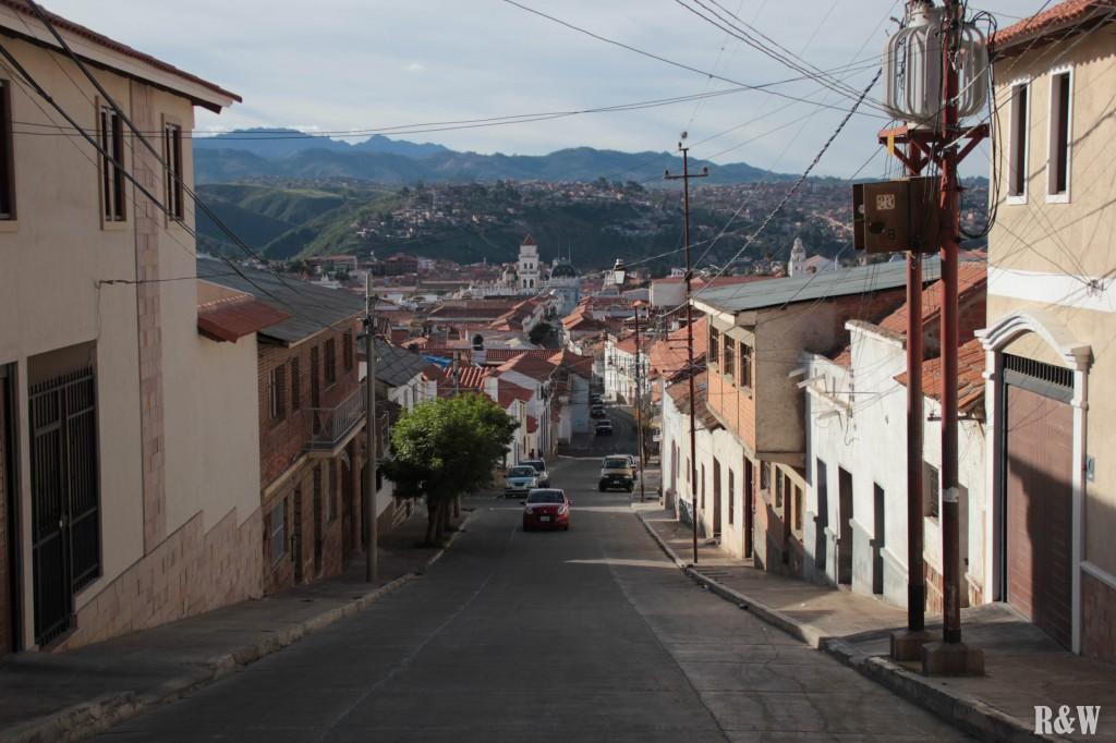 Sucre, des rues propres et de l'air pur