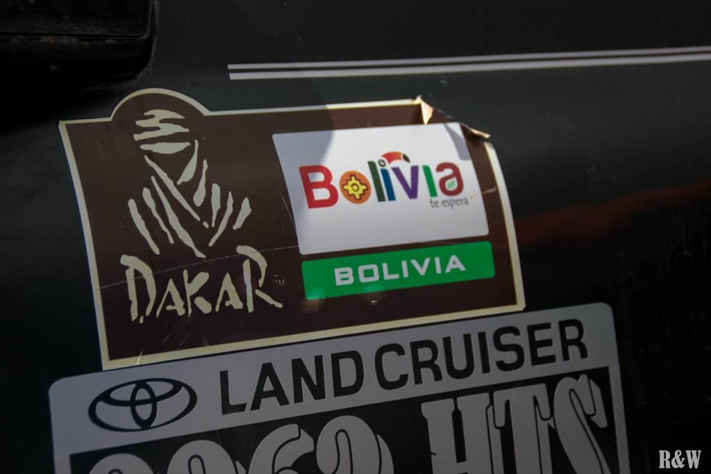 Janvier 2014, le Rallye Dakar 2014 en Bolivie