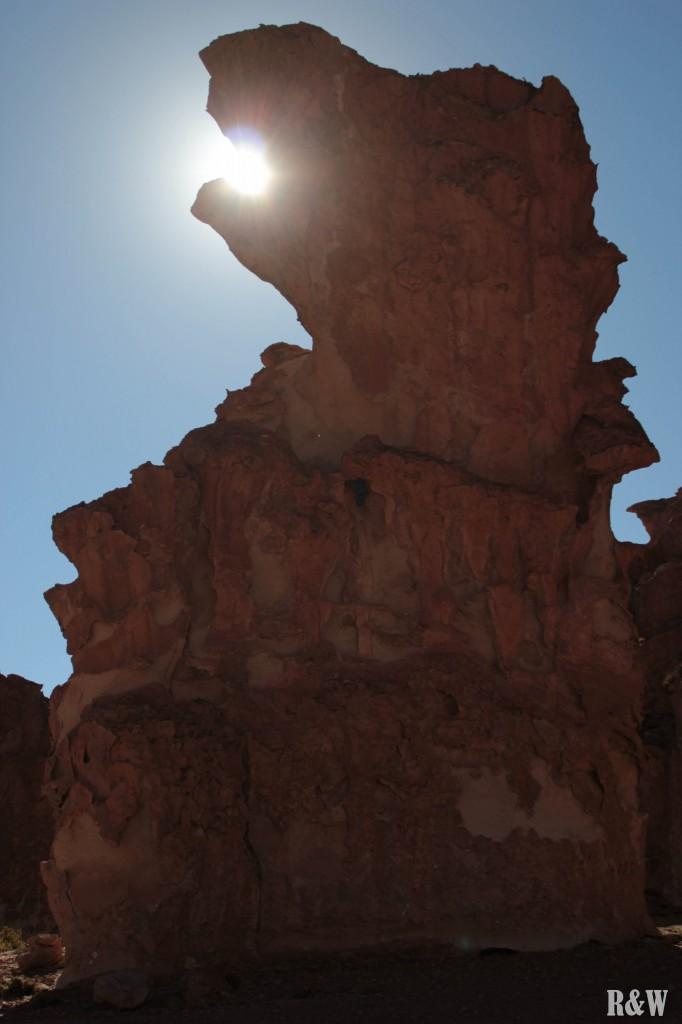 Les roches millénaires