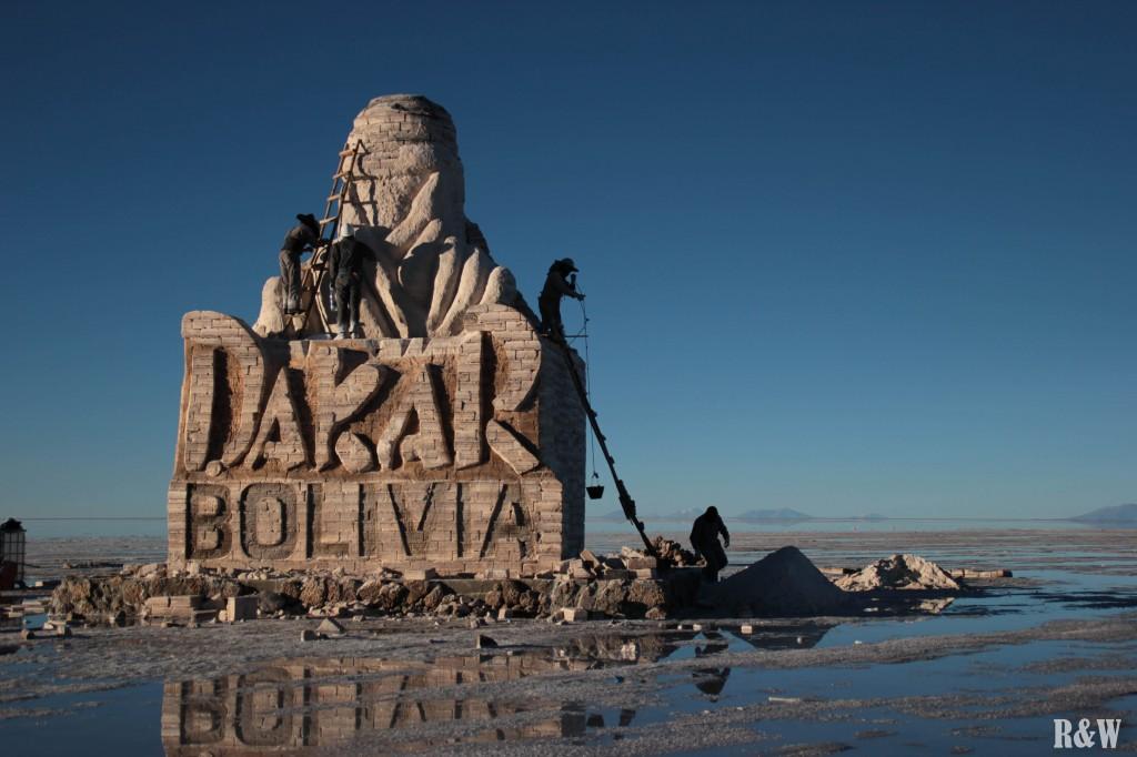 Ca annonce le Dakar.