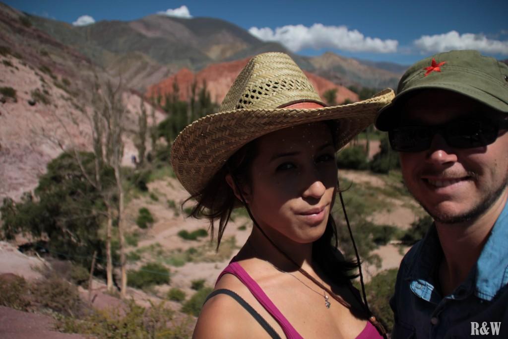 Purmamarca Les montagnes aux 7 couleurs