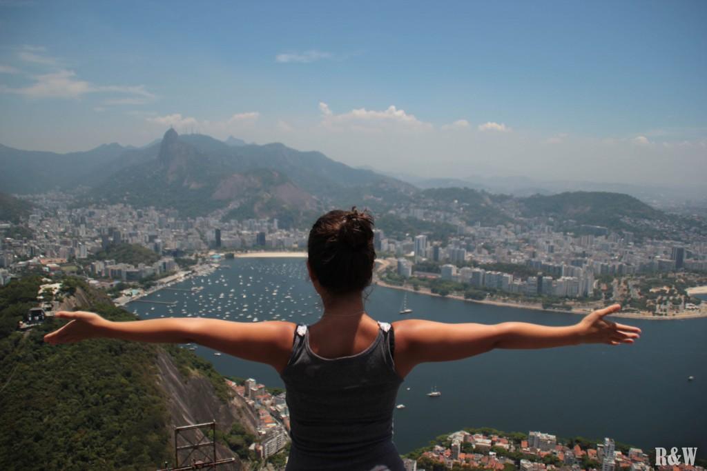 La baie de Rio, l'une des plus belles au monde