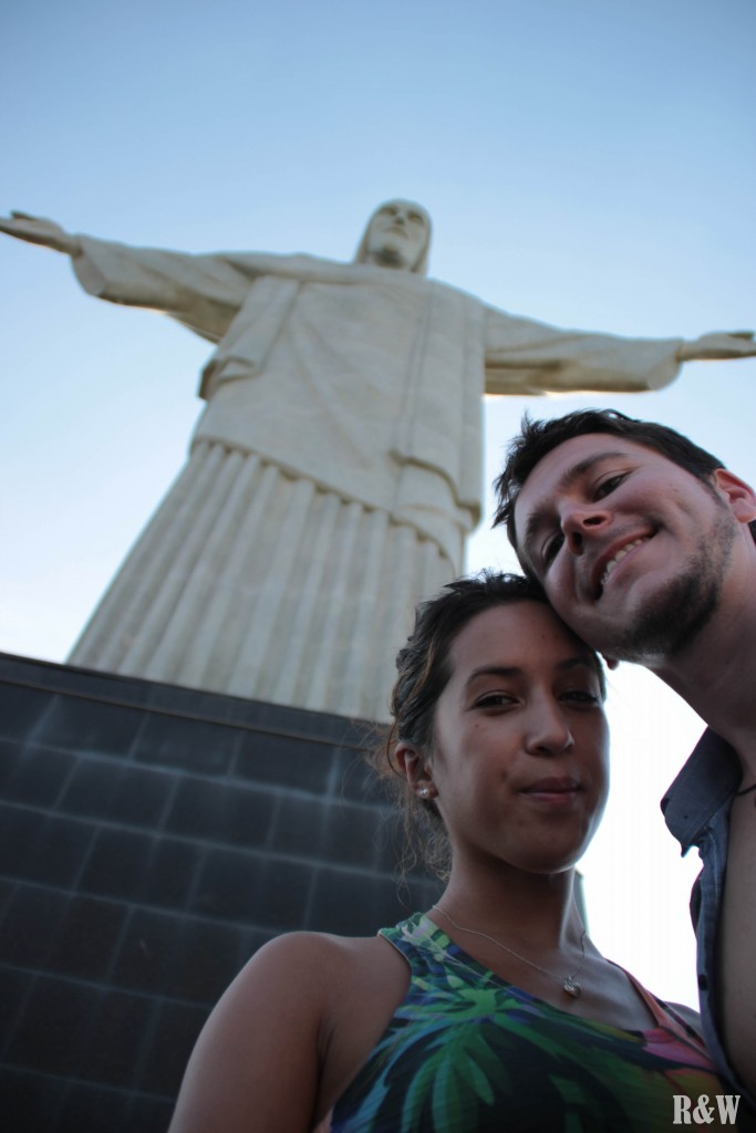 """""""Si tu vas à Rio !"""" Le Christ Rendentor"""