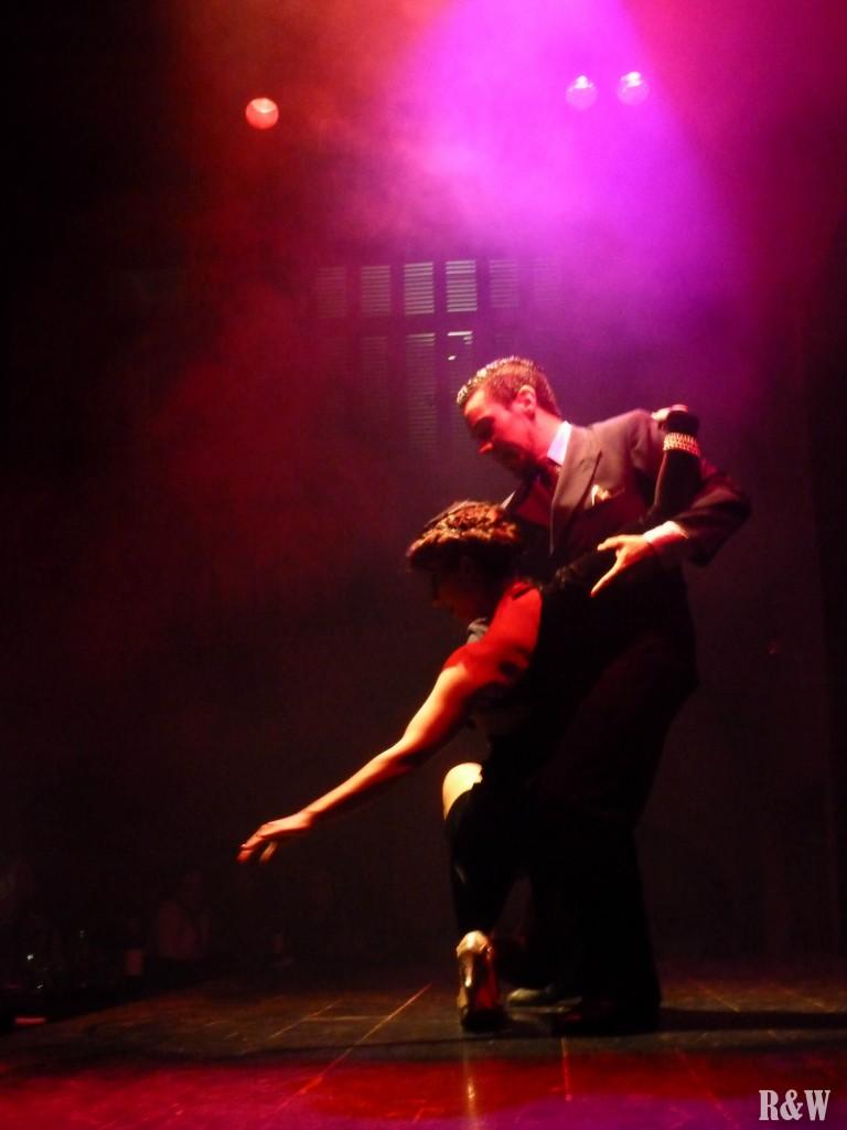 L'Argentine, Buenos Aires et ses spectacles de Tango